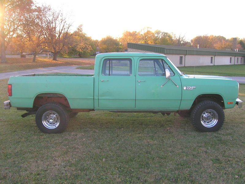 1981 dodge ram crew cab for sale autos post